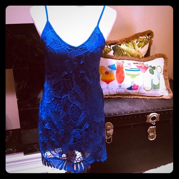 Express Dresses & Skirts - Express Soft Lace lined Dress 👗